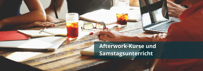 afterwork und samstagkurs sprach.coach